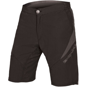 Endura Cairn 200 Series Korte Broek Heren, black